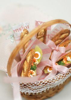 *京橋講座10月期後半終了* - *Nunu's HouseのミニチュアBlog*           1/12サイズのミニチュアの食べ物、雑貨などの制作blogです。