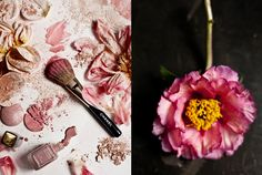 ditte isager, product paired with floral