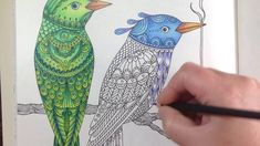Book: dagdrömmar by Hanna Karlzon Pencils: spectrum noir pencils Numbers: 064,066,068,070,075,065 095,089,017 Liked the video? Pls subscribe Website: Juliebo...
