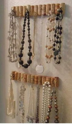 Great way to keep jewellery