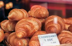 Eat cheap croissants - How to do Paris on a budget