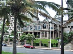 Downtown Durban, South Africa - lived here for 16 years North South East West, New South, Durban South Africa, South Afrika, South African Holidays, Kwazulu Natal, Flight And Hotel, City Landscape, East Coast