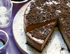 Low-cal, low-fat, Chocolate Cheesecake
