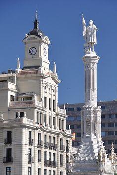 Plaza de Colón, Madr