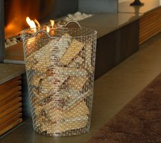 KORBO | Products | Baskets Feeling Great, Baskets, Candle Holders, Gift Wrapping, Indoor, Candles, Classic, How To Make, Gifts
