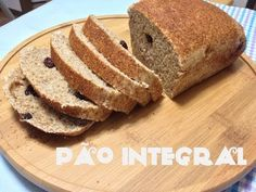 Pão integral - YouTube
