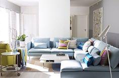 Soderhamn Sofa & Chaise by Ola Wihlborg — Maxwell's Daily Find 03.06.14