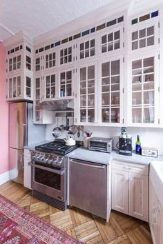 "The ""Va Va Voom Victorian"" Kitchen Makeover — Makeovers: Renovation Project 