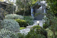 Using green foliage in the garden | Peter Fudge