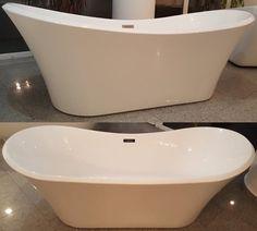Cada freestanding, cu montaj pe pardoseala, model Bella Casa 9009, de la producatorul Bella Casa, disponibila cu dimensiuni de 180x80 cm, fabricata din acril sanitar premium, culoare alb. Pop Up, Bathtub, Model, Standing Bath, Bathtubs, Popup, Bath Tube, Scale Model