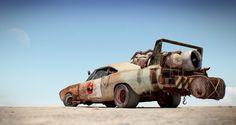 Looks like Joe Dirt's Daytona Charger is still around in a Mad Max… Dodge Daytona, 1969 Dodge Charger Daytona, Mad Max Fury Road, Rat Fink, Badass, Death Race, Station Wagon, Zombie Apocalypse, Apocalypse Survival