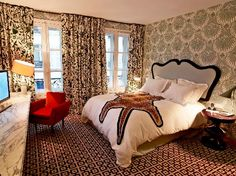 paris hotel mentioned on Satorialist    hotel thoumieux