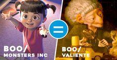 La compañía de Pixar-Disney publicó un video en el que confirma una gran teoría que ha conspirado por años: parece que todas sus películas están conectadas