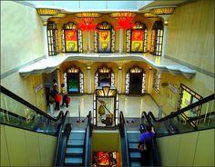 Harrods department store - London
