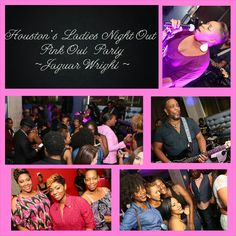 Breast Cancer Awareness Pink Out Party