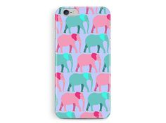 ELEPHANT iPhone 5c Case, Animal Print iPhone 5c Case, Pink iPhone 5c Case, Girly mobile cover, cute iphone 5c cover, new iphone 5c case