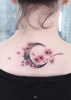 36 Striking Moon Tattoo Designs - 36 Striking Moon Tattoo Designs The Effective Pictures We Offer You About compass tattoo A quality - Anklet Tattoos, Foot Tattoos, Cute Tattoos, Beautiful Tattoos, Body Art Tattoos, Small Tattoos, Tatoos, Half Moon Tattoo, 1 Tattoo