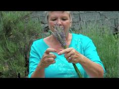 """A simple instructional for """"How to Make A  Lavender Wand"""""""