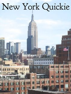 There's so much to do in New York City. It's amazing how much you can do in just a weekend.