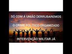 VAMOS DERRUBAR O CRIME POLÍTICO ORGANIZADO COM A UNIÃO
