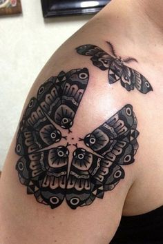 40 Perfect Mandala Tattoo Designs | http://www.barneyfrank.net/perfect-mandala-tattoo-designs/