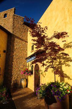 Maison Bleue Winery in Prosser, Washington.