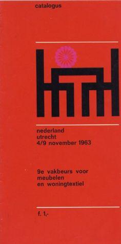 9e vakbeurs voor meubelen en woningtextiel Catalog, Koninklijke Nederlandse Jaarbeurs, 1963