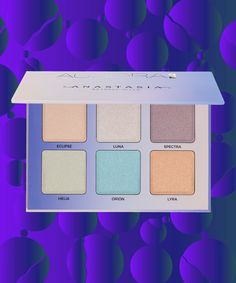 "Anastasia Is Launching The Prettiest Highlighter Palette EVER...""AURORA"""