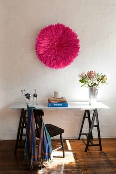colourful Bamileke Feather Headdress   Juju hat images featured on Hege in France blog