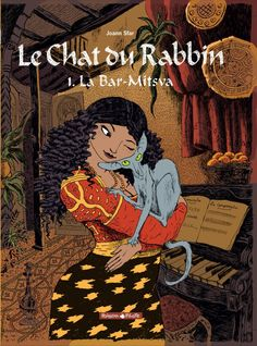 Le Chat du Rabbin © Dargaud