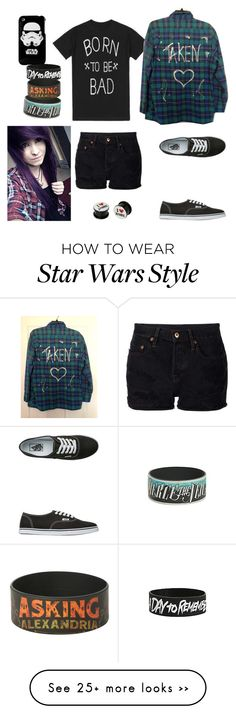 """""""Untitled #111"""" by danosaur5ever on Polyvore featuring Vans and NSF"""