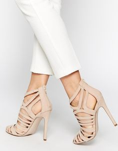 Image 1 of ASOS ELKO High Heels