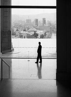 Catenaria at the MNAC Museum (Barcelona, Spain) -Bd Barcelona Design-