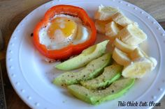 This Chick's Egg Breakfast - This Chick Eats Clean