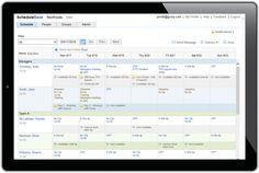work shift schedule maker