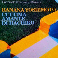 L'Ultima Amante di Hachiko_Banana Yoshimoto