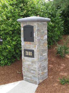 Mailbox Design Ideas mailbox garden ideas Find This Pin And More On Decorative Residential Mailboxes Stone Mailbox Design Ideas