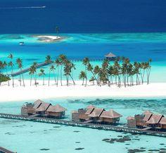 The Maldives Island - Gili Lankanfushi