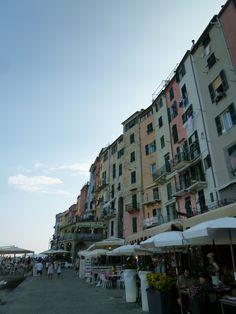 Portovenere Liguria Italia (Luglio)