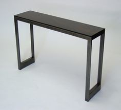 notch console table