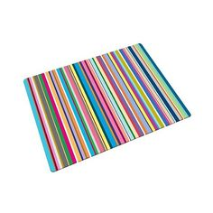 Joseph Joseph Thin Stripes Worktop Saver and Cutting Board ($29) ❤ liked on Polyvore featuring home, kitchen & dining, kitchen gadgets & tools, cutting board, cutlery, kitchen, multicolor, joseph joseph worktop saver, joseph joseph chopping board and colored cutting boards