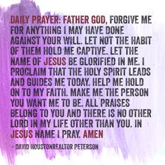 Daily Prayer Prayer Verses, God Prayer, Power Of Prayer, Daily Prayer, Night Prayer, Spiritual Prayers, Bible Prayers, Spiritual Guidance, Powerful Prayers
