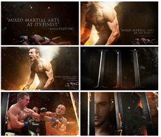 Spike - Bellator PPV - Epic III - Nate Howe Freelance Design + Art Direction