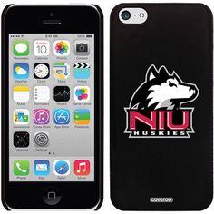 Coveroo Northern Illinois NIU Huskies Design Apple iPhone 5c Thinshield Snap-On Case
