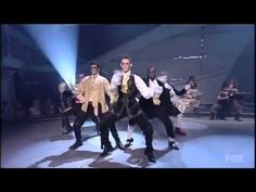 SYTYCD Ramalama Bang Bang. love this choreography.