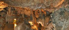 cuevas del valporquero en nuestro campamento