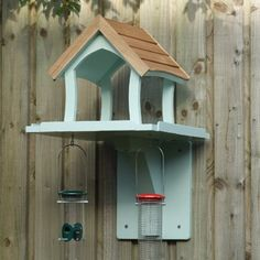 Unusual Bird Tables | Double click on above image to view full picture