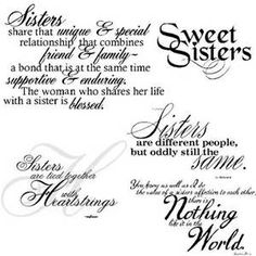 126 Best Love My Sister Images Sisters Love My Sister Sister Poems