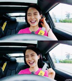 Song Ji Hyo, Running Man ep. 203. © on pic