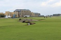 Old Course, St Andrew's, Scotland